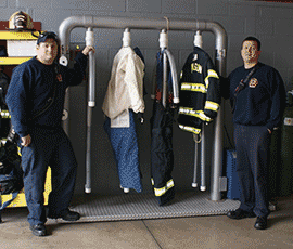 Fire Laundry Equipment Image